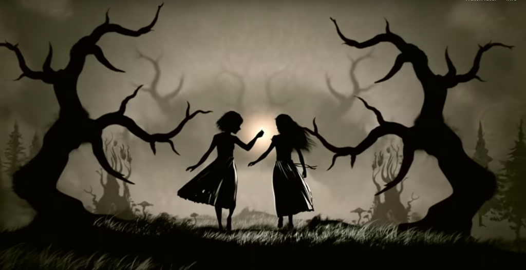 School for Good and Evil Book Trailer