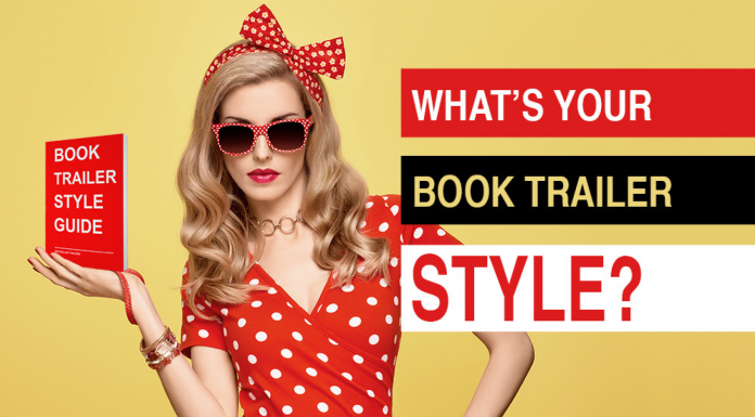 book trailer style guide