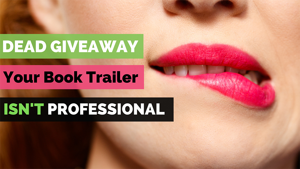Here's what you can do to make your book trailer instantly better