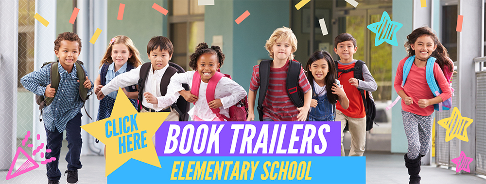 elementary school book trailers & book trailers for kids