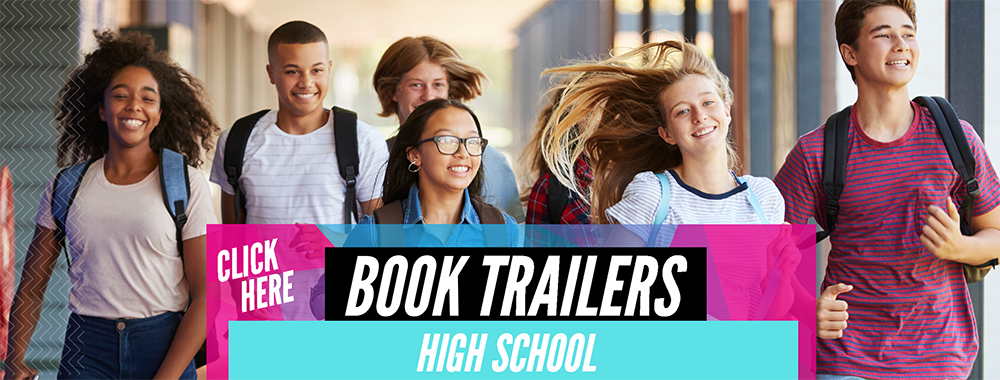 high school book trailers & book trailers for teens