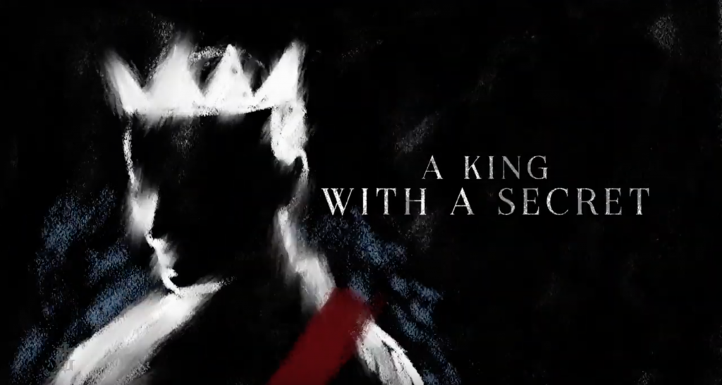 Book Trailer for King of Scars