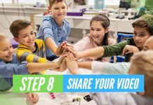 Share your book trailer video