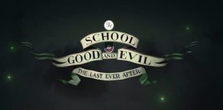 The School for Good and Evil Book Trailer 3
